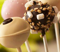 The success of the cake pop
