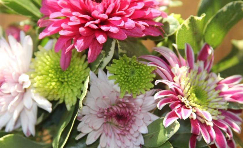 Kid friendly flower arrangements