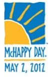 Suport McHappy Day and Help Kids and Families