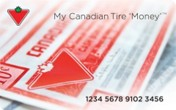 My Canadian Tire 'Money' Loyalty Program