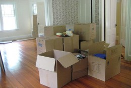 Quebec's Moving Day