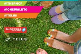 #Onewalkshoeselfie Twitter Party