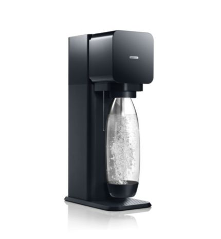 Drinking More Water with the SodaStream
