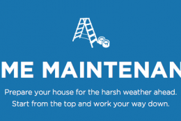 Preparing our Home for Fall – Home Maintenance