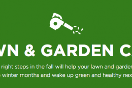 Preparing our Home for Fall – Lawn & Garden
