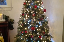 Who says you can only have one Christmas tree? #MyCANVAS from @CanadianTire makes it easy