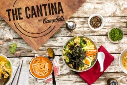 The Cantina by Campbell's – Pop-Up Restaurant