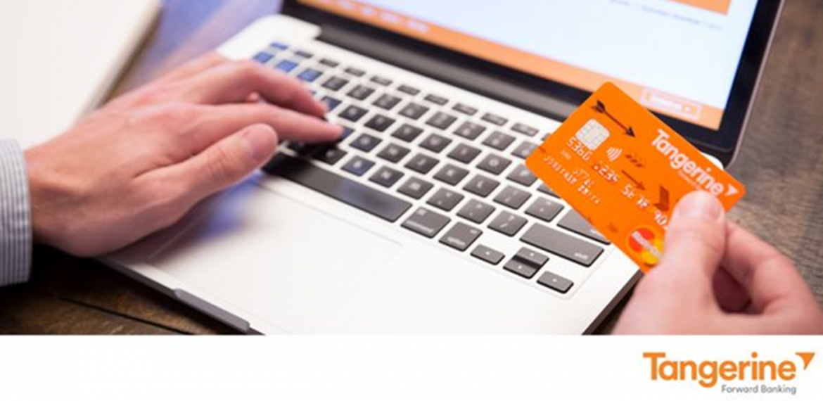 Tangerine Bank Money Back Credit Card and A Twitter Party!