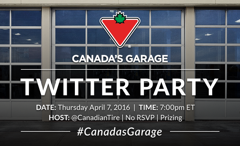 Getting my Truck ready for Spring and #CanadasGarage Twitter Party