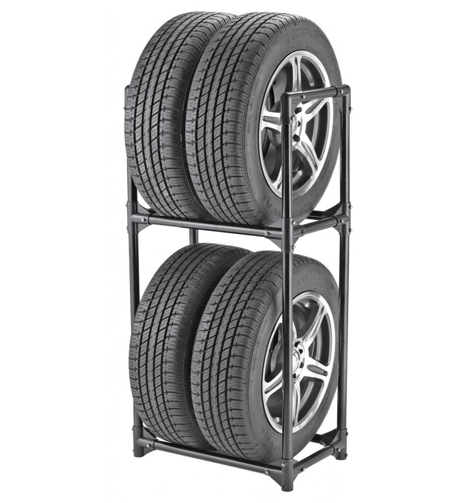 Rolling Tire Storage Rack >> It's Spring and time to remove my Winter Tires – Simply Linda