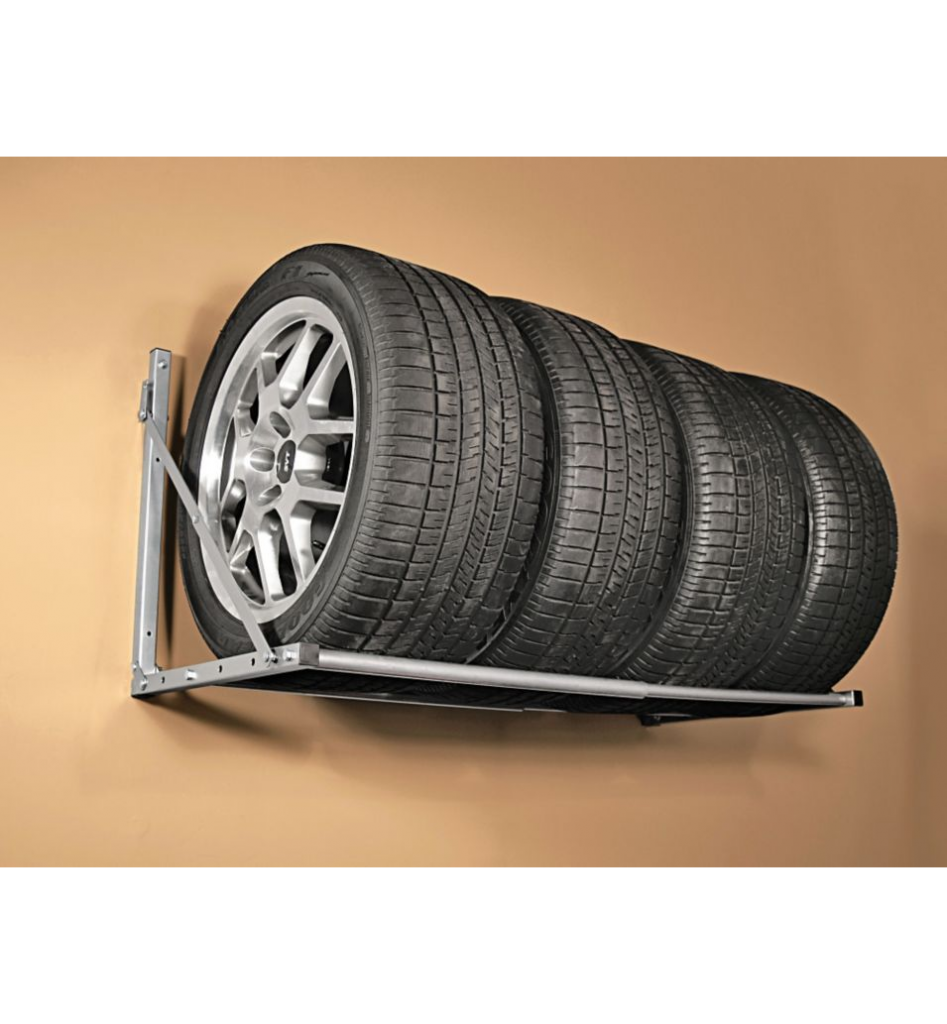 FoldableTireRackLarge