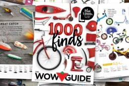 Don't you love the Canadian Tire Wow Guide #MyWowPicks #CTWowGuide