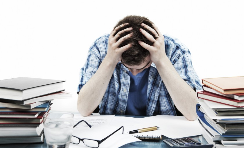 Some Work Stress Is Best – Survey Shows Execs Perform Better When Under a Little Pressure