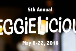 5th Annual #Veggielicious in Toronto!