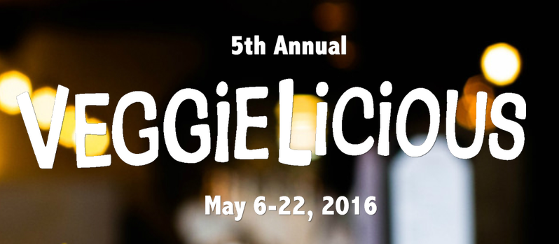5th Annual #Veggielicious in Toronto!