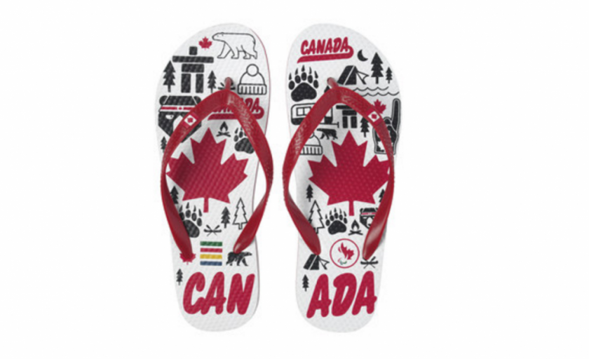 Support Canadian Paralympic Athletes on National Flip Flop Day (June 17th)!