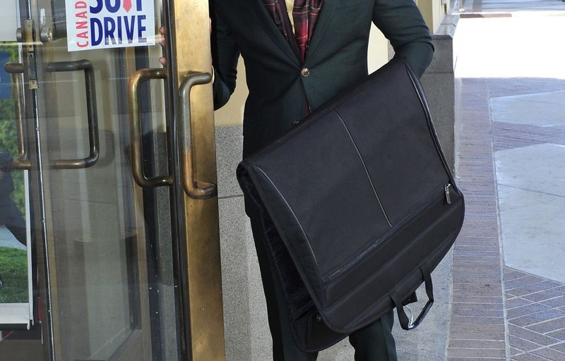 Give a suit, change a life with the 7th Annual Canadian #SuitDrive
