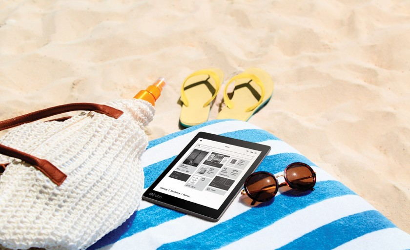 Introducing the Kobo Aura ONE Waterproof E-Book Reader