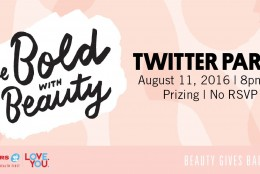 It's time for the Shopper's Drug Mart Beauty Gala and Twitter Party