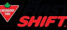 The Canadian Tire First Shift Hockey Program