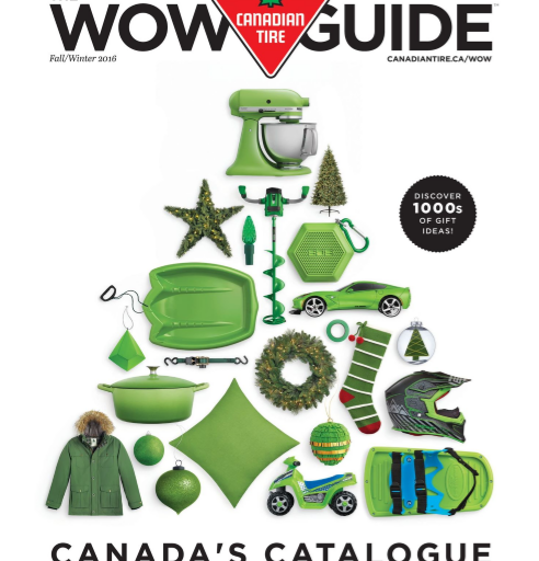 Great Christmas Gift Ideas from Canadian Tire #CTWowGifts  {Giveaway}