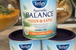 Find your balance with Tetley Tea