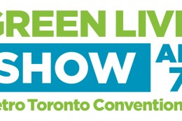 Win tickets to the Green Living Show – April 7-9